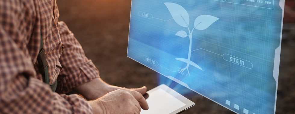 Agricultural app