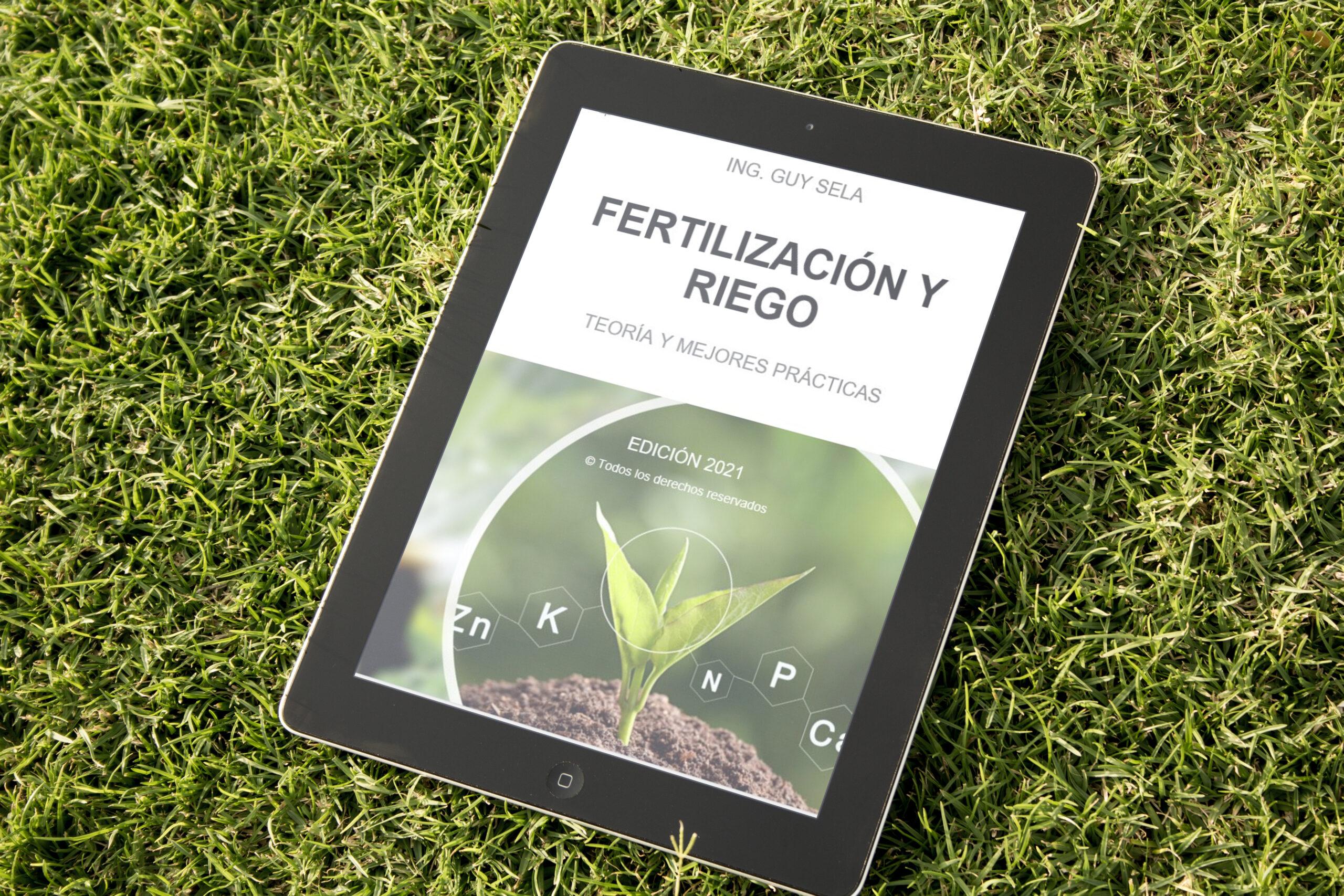 Libro digital - fertilización y riego